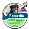 Ramedio anti vlooien en tekenband voor een grote hond