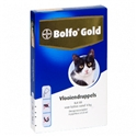 Bolfo Gold Kat 80 - 2 Pipetten