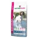 Eukanuba NaturePlus+ Adult Medium Breed Zalm Hond 10 kg