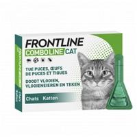 Frontline Combo Kat 6 pipetten