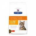 Hills Prescription Diet Kat C / D Kip 1,5 kg