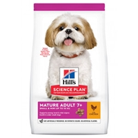 Hill's Science Plan Mature Adult Small & Miniature 1,5 kg