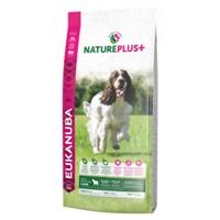 Eukanuba NaturePlus+ Adult Medium Breed Lam Hond 2,3 kg